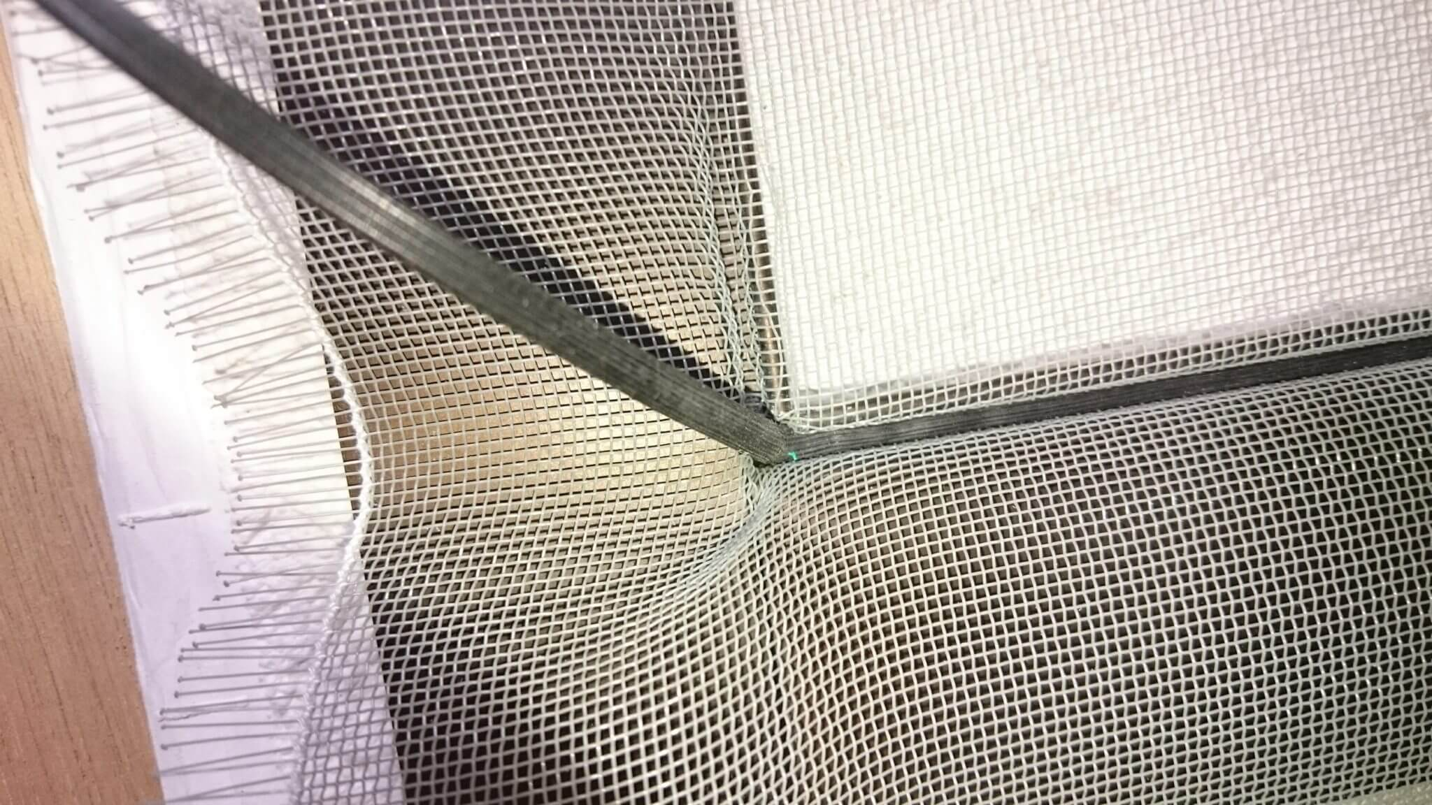 網戸を張替えするときに選ぶ押えゴムのサイズで気をつけること